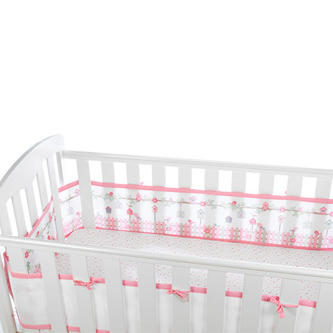 Breathable Baby MESH LINER - ENGLISH GARDEN