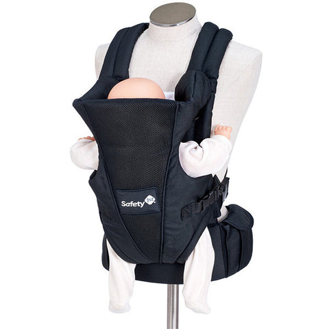 Safety 1st Uni-T Baby Carrier - Full Black