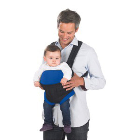 Safety 1st Uni-T Baby Carrier - Plain Blue