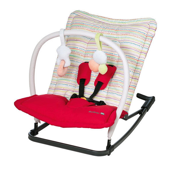 Safety 1st Mellow Bouncer RED DOT