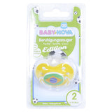 Baby Nova Flag silicon pacifier with baglet -
