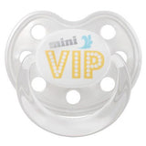 Baby Nova Limited eddition silicon pacifier with Baglet - size 2