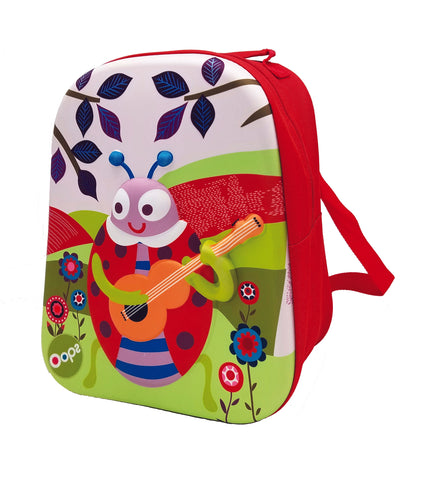 Oops Happy BackPack! – Ladybug