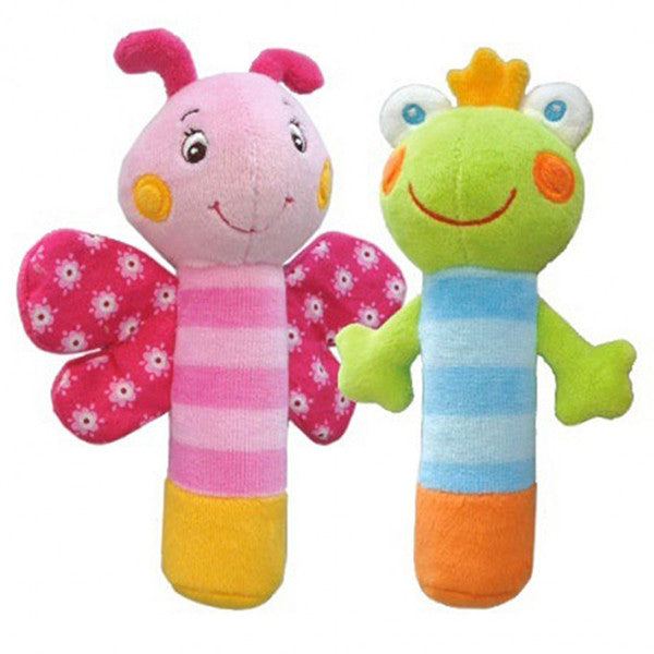 Baby Nova Squeezy -Soft toy with Sqeak