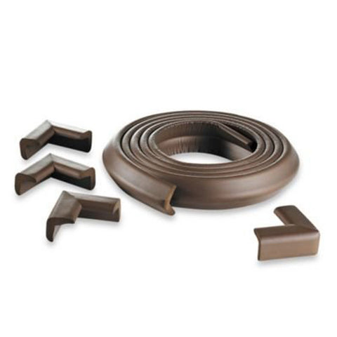 KidCo Foam Edge and Corner Protector Brown
