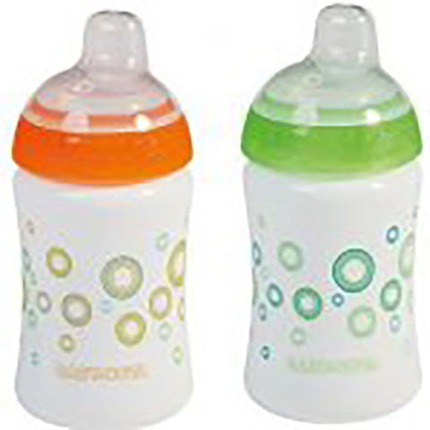 Baby Nova Cup Non-Spill with safty cover Assorted Motiv 285 ML