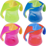 Baby Nova Cup Trainer with safty cover Assorted Color 220 ML
