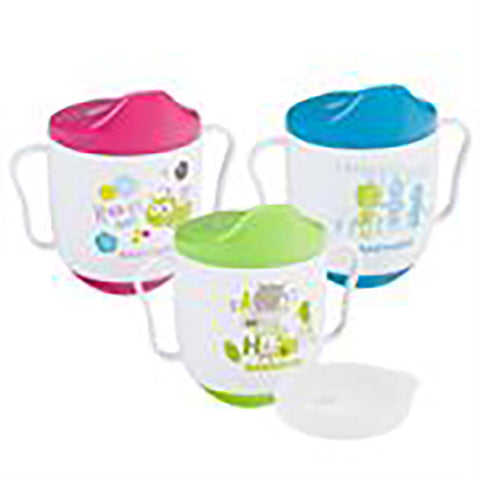 Baby Nova Decorated stand up cup with two drinking lids 150 ml