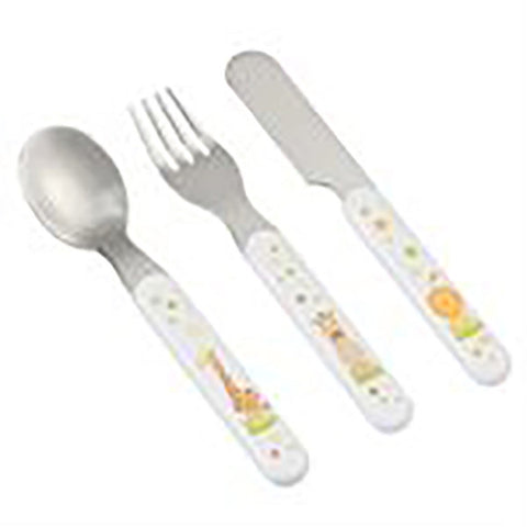 Baby Nova Cutley set Stainless Steel 3 pcs