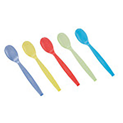 Baby Nova Baby Spoons Assorted Color 5 pcs