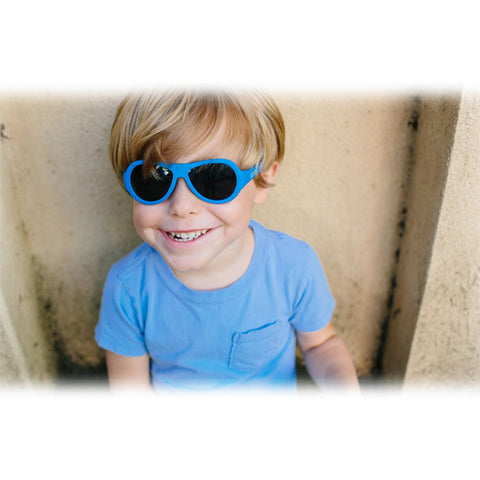 Babiators Original Aviator Junior True Blue