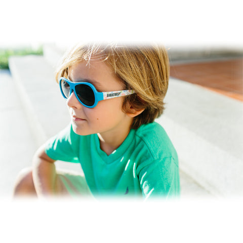 Babiators Polarized Aviator Classic The Wheel Deal