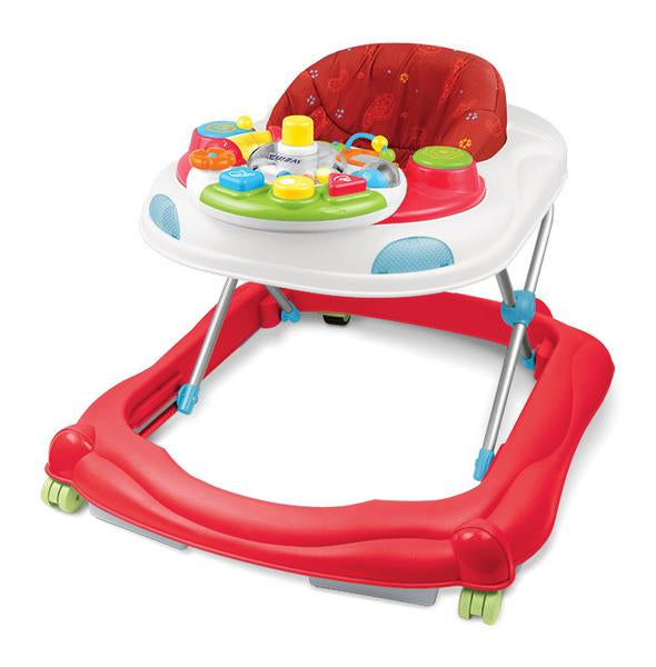 WEINA MERRY-GO-ROUND ACTIVITY WALKER RED/4001.202.29 | وينا ميري-غو-روند أكتيفيتي ووكر ريد / 4001.202.29