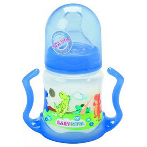 Baby Nova Decorated PP Learner Bottle 150 ML