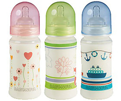 Baby Nova decorated PP Bottle 300 ML
