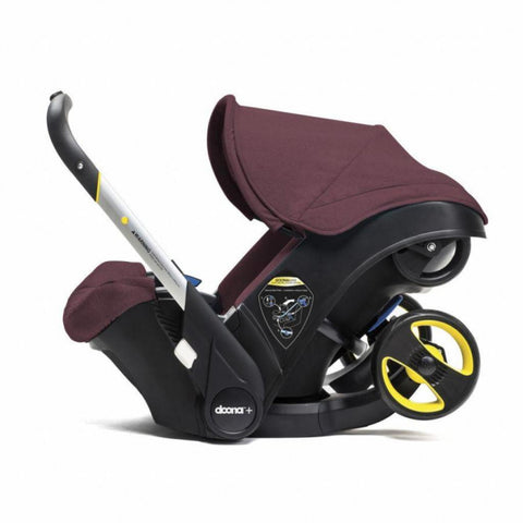 Doona Infant Car Seat (EU) - Burgundy