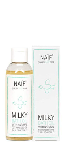 Naif Milky Bath Oil - 100ml