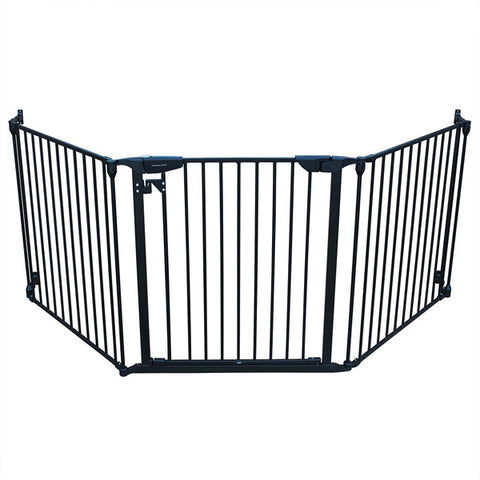 Cardinal Gates Expanda Gate Black