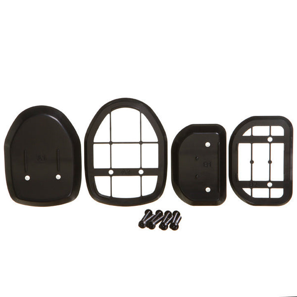 Dreambaby® Spacers For Retractable Gate Black