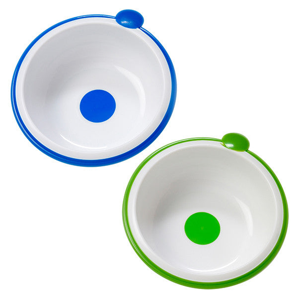 Dr Brown's Feeding Bowls - 2-Pack