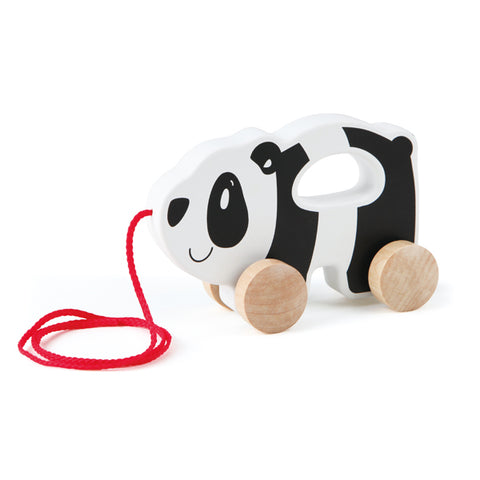 J'ADORE Push & Pull Panda Multicoloured