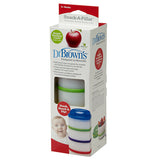 Dr Brown's Snack-A-Pillar™ Snack & Dipping Cups