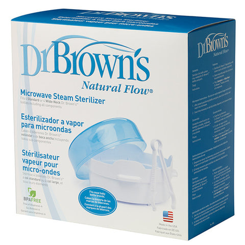 Dr Brown's Microwave Sterilizer with NO Bottles