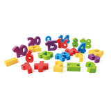 J'ADORE 1 to 20 Numbers+Math Multicoloured
