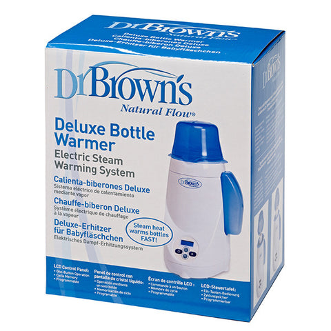 Dr Brown's Deluxe Electric Bottle & Food Warmer Type G plug