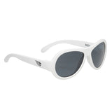 Babiators Original Aviator Classic Wicked White