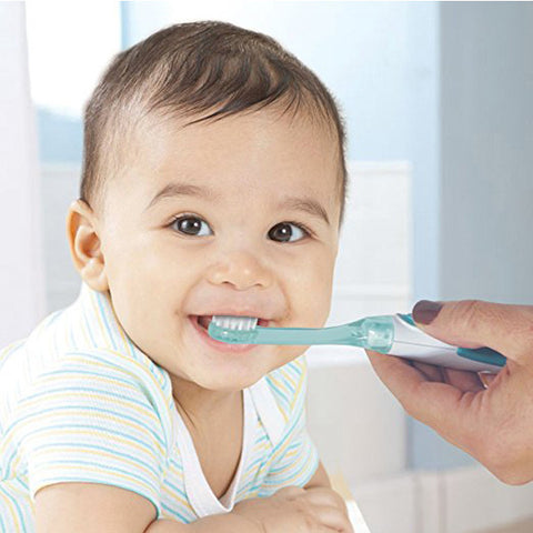 Summer infant gentle vibrations infant & toddler toothbrush (3l)