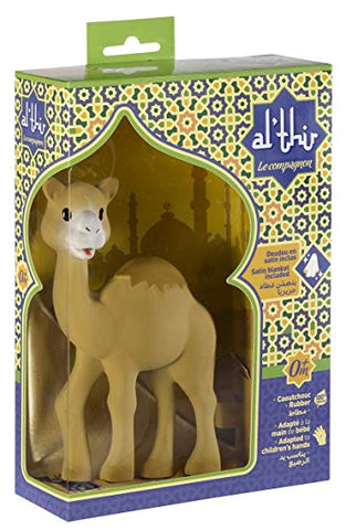 Al-Thir the Camel by Sophie la Girafe Teether