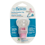 Dr Brown's Pacifier Tether/Clip - Assorted Colors