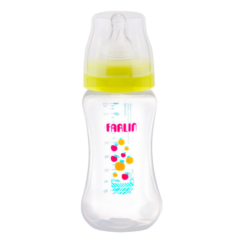 FARLIN AB-42011(B) PP WIDE NECK FEEDING BOTTLE 270ML