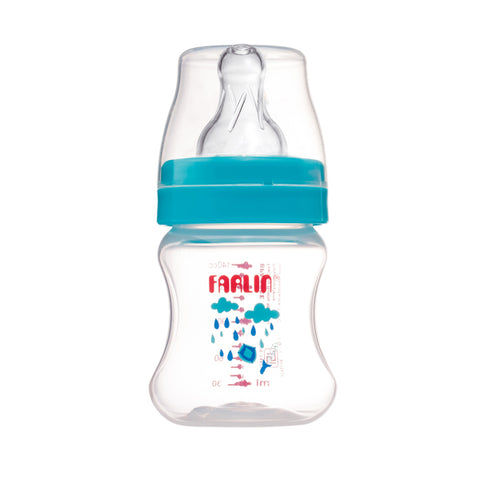 FARLIN AB-42012(B) PP WIDE NECK FEEDING BOTTLE 150ML