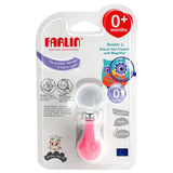 FARLIN BC-50006 Deluxe Nail Clipper with Magnifier