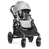 Baby Jogger City Select Single  Silver - Black Frame
