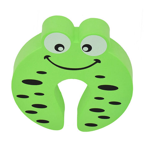B-Safe Safety Door Cushion Frog Design (1 Piece)