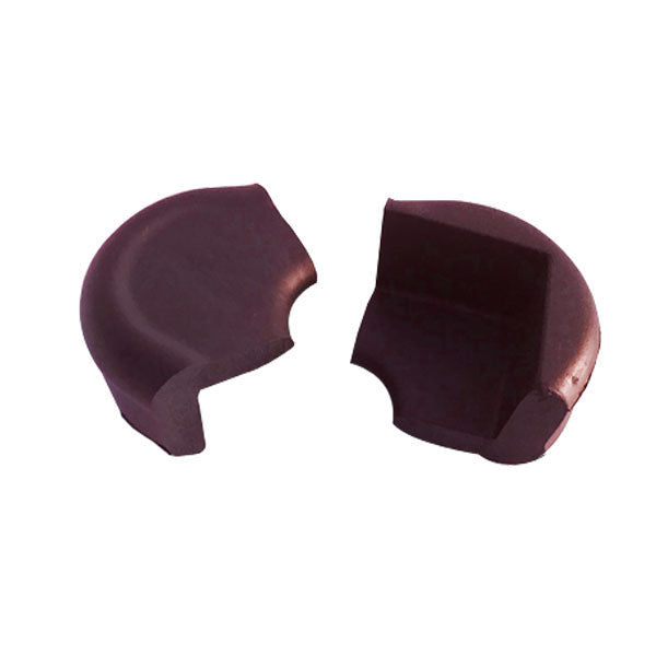 B-Safe Furniture Bump Guards BROWN | أثاث آمنة ب عثرة حراس براون