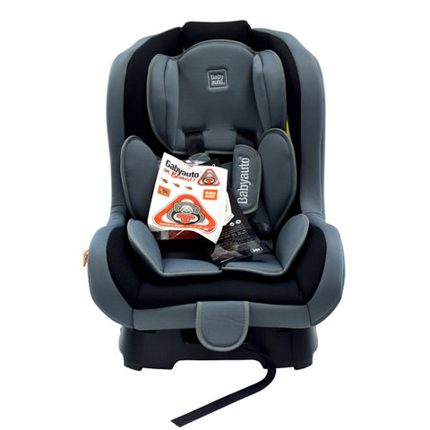 BabyAuto - Lolo Car Seat 0/1 - Grey