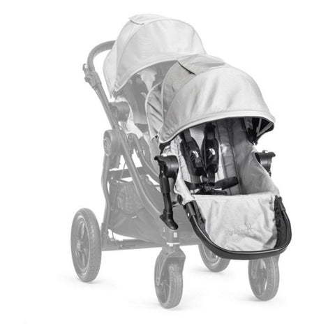 Baby Jogger Accessory City Select - Attachments for Second Seat  Silver