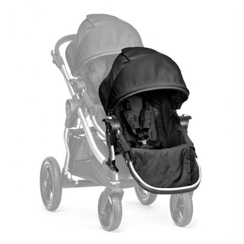 Baby Jogger Accessory City Select - Second Seat with Adaptor  Silver - Black Frame