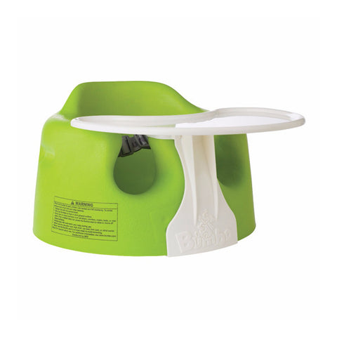 Bumbo BUMBO FLOOR SEAT AND TRAY COMBO -LIME