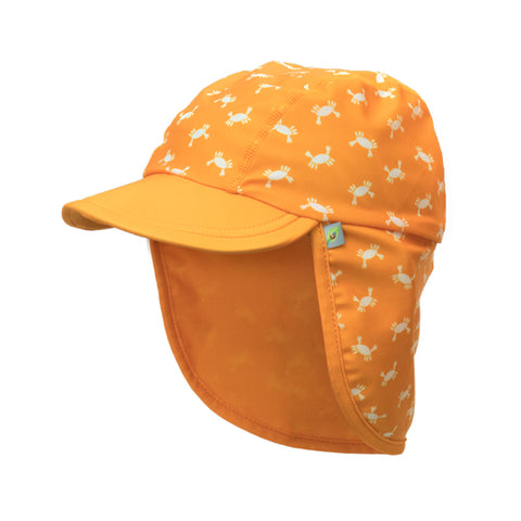 Jona Summer Fun Splash Cap Crab Orange Large