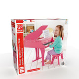 Hape Happy Grand Piano, Pink