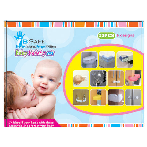 Baby Safety Set (33Pcs Per Set)