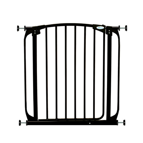Dreambaby® Chelsea Swing Closed Safety Gate­ Black