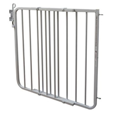 Auto Lock Gate White