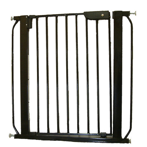 Pg35 Autolock Pressure Gate Black