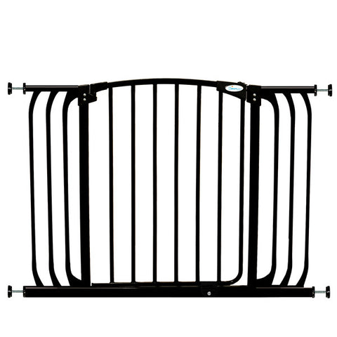 Dreambaby® Chelsea Xtra Wide Hallway Auto Close Safety Gate - Black